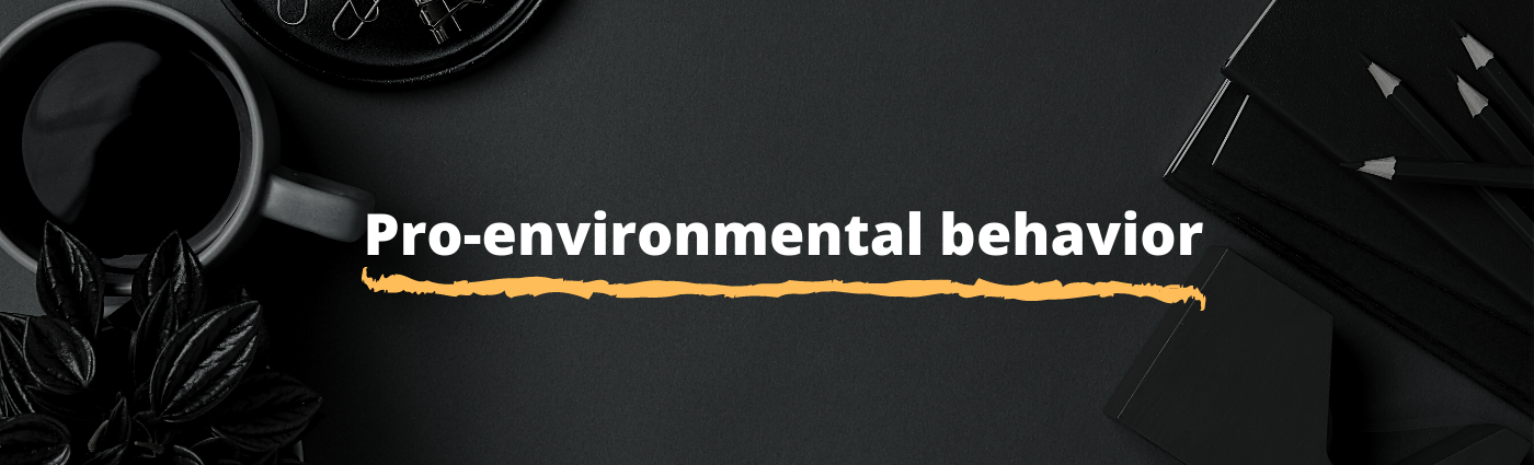 How to leveraging social media to nudge pro-environmental behavior